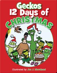 Geckos 12 Days of Christmas