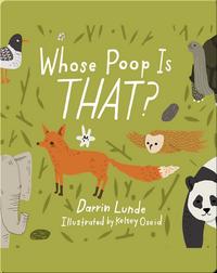Whose Poop Is That?