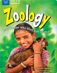 Zoology: Cool Women Who Work with Animals