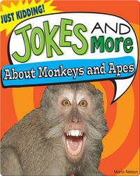 Jokes and More About Monkeys and Apes