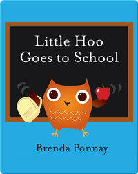 Little Hoo Goes to School