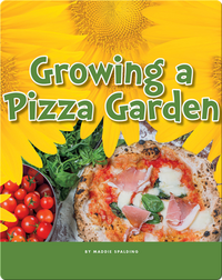 Growing a Pizza Garden