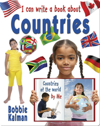 I Can Write a Book About Countries