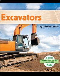 Construction Machines: Excavators
