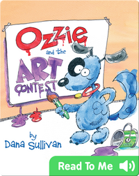 Ozzie and the Art Contest