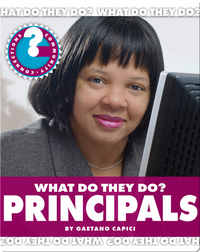 What Do They Do? Principals