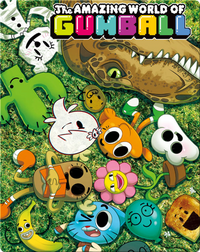 The Amazing World of Gumball #4