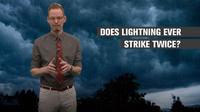 Does Lightning Ever Strike Twice?