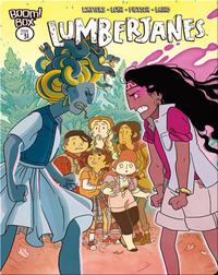 Lumberjanes #31