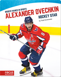 Alexander Ovechkin, Hockey Star
