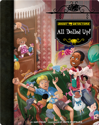 All Dolled Up! (Ghost Detectors #21)