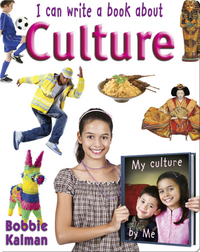 I Can Write a Book About Culture