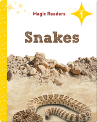 Magic Readers: Snakes