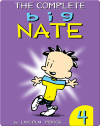 The Complete Big Nate #4
