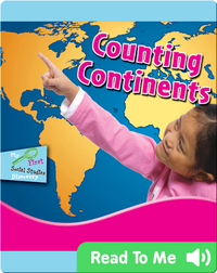 Counting Continents