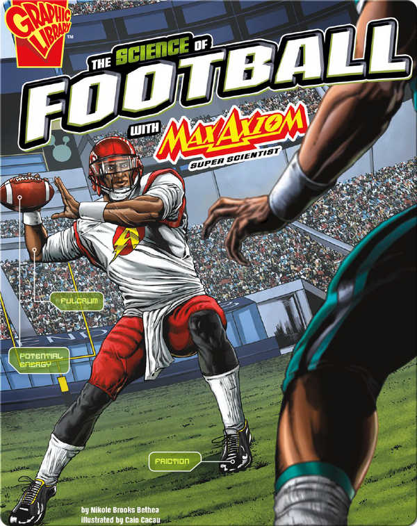The Science of Football with Max Axiom, Super Scientist