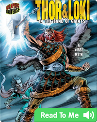 Thor & Loki: In the Land of Giants [A Norse Myth]