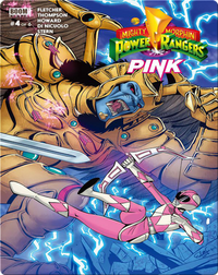 Mighty Morphin Power Rangers: Pink #4