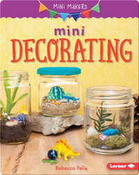 Mini Decorating