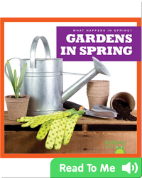 What Happens In Spring? Gardens In Spring