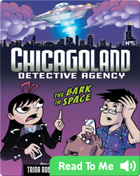 The Bark in Space (Chicagoland: Detective Agency)