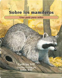 Sobre los mamíferos: Una guía para niños