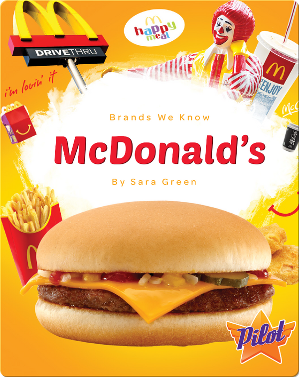 Brands We Know: McDonald's