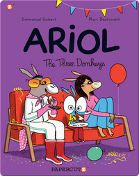 Ariol #8: The Three Donkeys