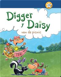 Digger y Daisy van de picnic (Digger and Daisy Go on a Picnic)