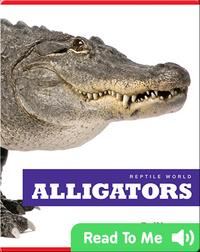 Reptile World: Alligators