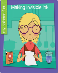 Making Invisible Ink