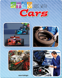 STEM Jobs with Cars