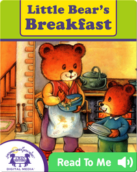 Little Bear's Breakfast