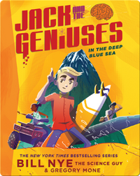 Jack and the Geniuses #2: In the Deep Blue Sea